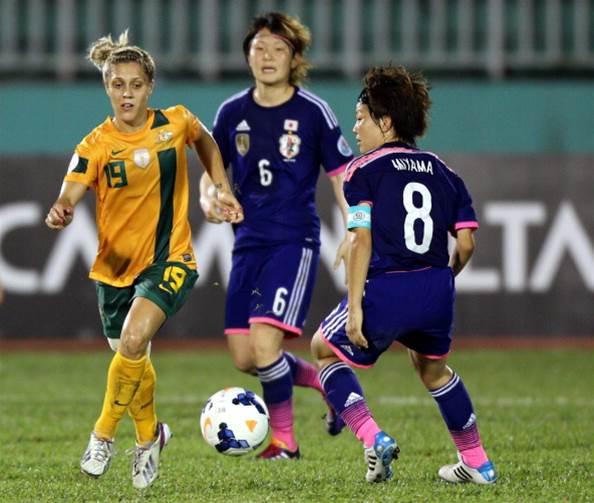 WWC: Australia v Japan Preview