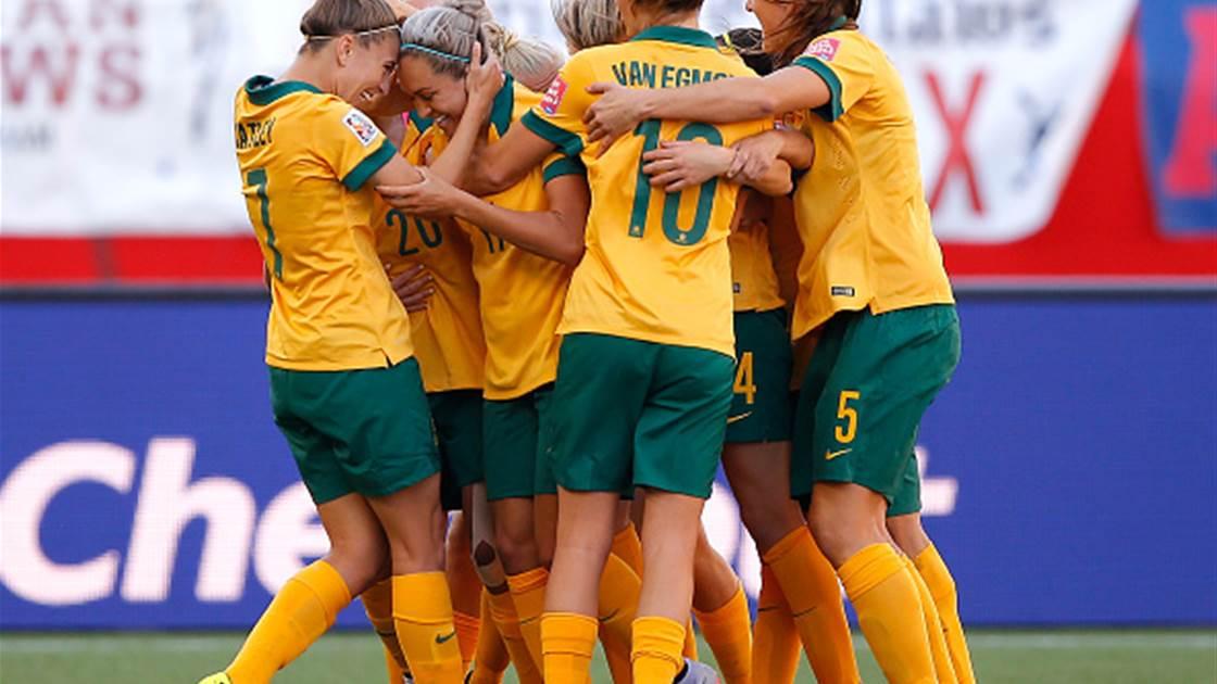WWC: Australia v Sweden Preview