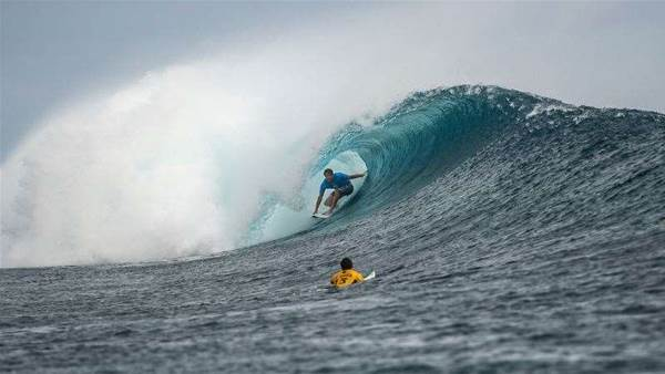 Dane Reynolds is Killing Them Softly at the Fiji Pro
