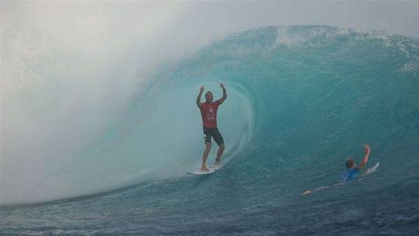 5 Must See Moments From Today's Fiji Pro