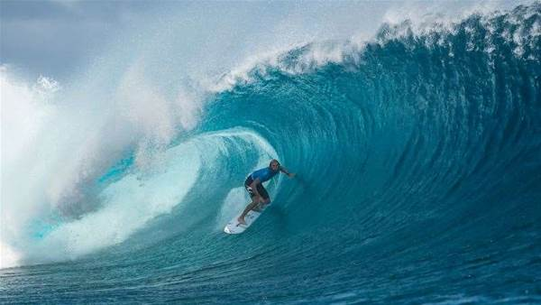 Owen Wright Talks About His Win at the Fiji Pro