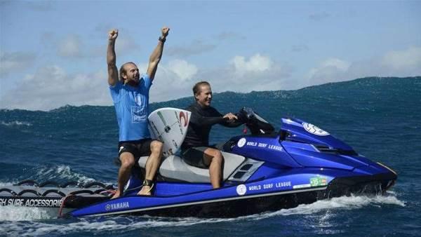 Owen Wright Wins the 2015 Fiji Pro