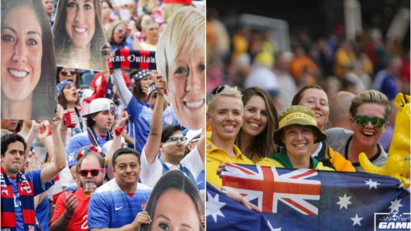 Matildas top 2011 ratings in World Cup opener