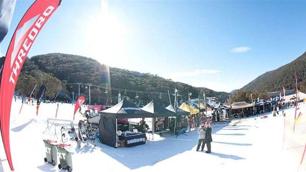 SP Gadgets ANZ Snowboarding Demo Days Presented by Corona