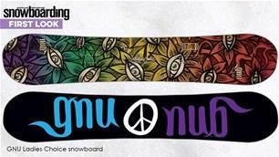 First Look - GNU Ladies Choice Board