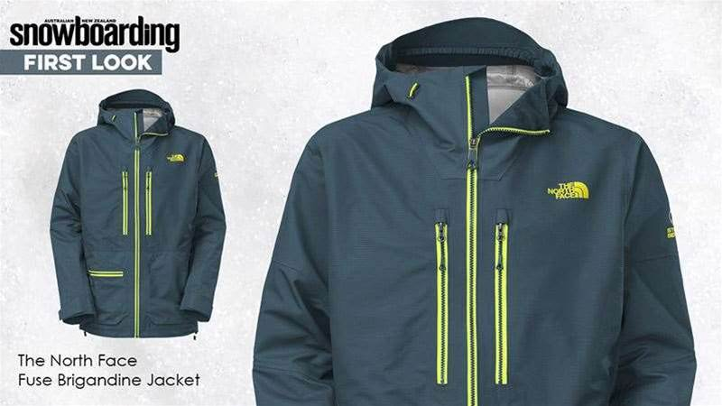 First Look - The North Face Fuse Brigandine Jacket
