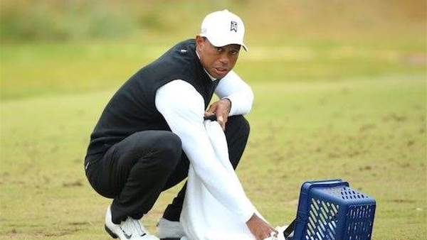 THE OPEN: Tiger warns his critics, and Spieth