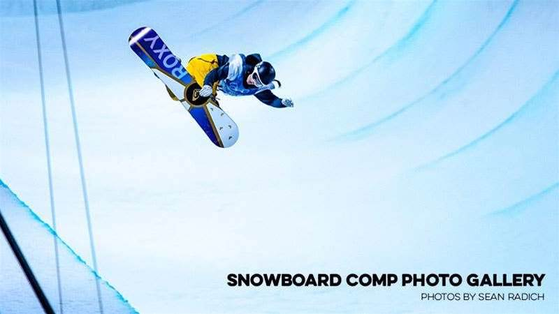 Snowboard Comp Photo Gallery