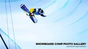 Snowboard Comp Photo Gallery