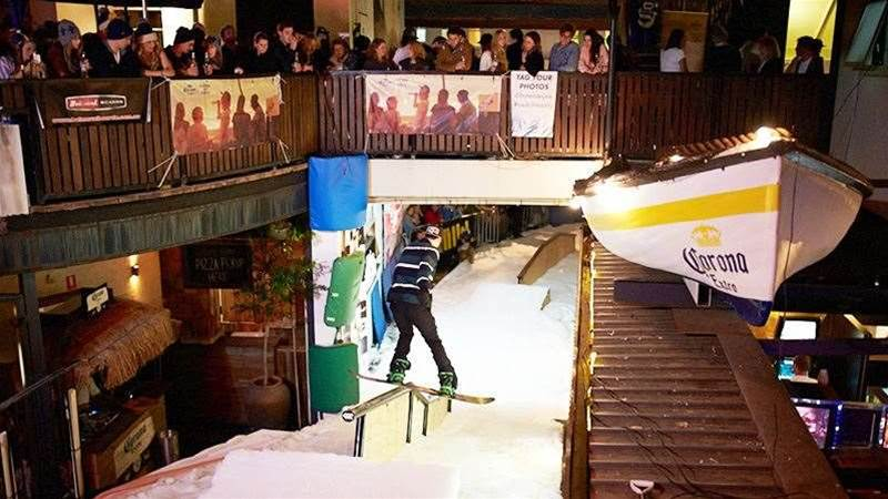 Switch Rail Jam - Hotel Steyne, Manly