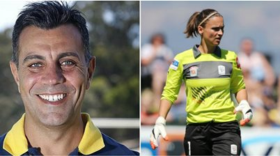 Ross Aloisi and Melissa Barbieri depart Adelaide United