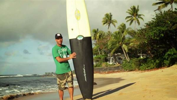 Board Stories: Shane Dorian