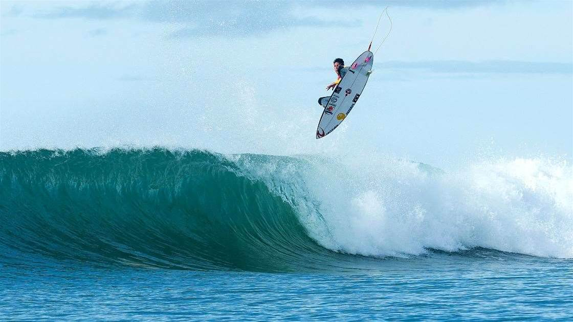 Hunger Games at the J-Bay Open