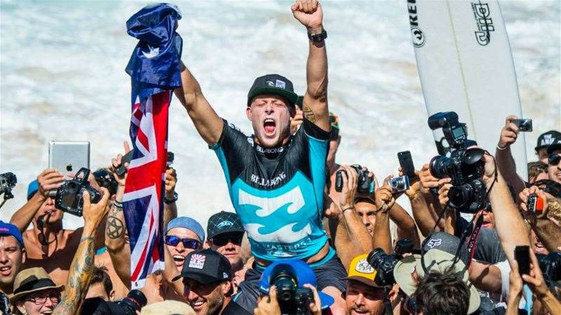 A Funny Thing About Mick Fanning