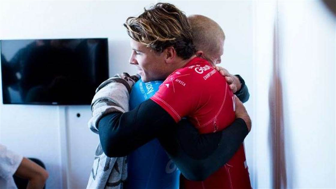 Reactions To Mick Fanning's Shark Attack At J-Bay Open