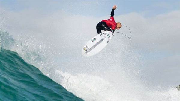J-Bay Open Blasts Into Action
