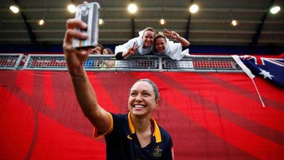 Matildas and our netballers leading the way