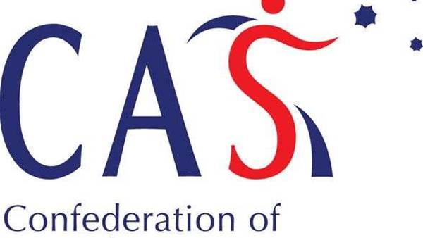 CAS boosting sport industry's contribution to economy