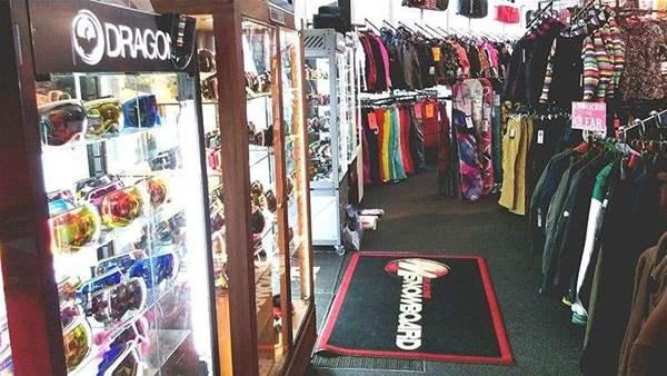 Core Store: Melbourne Snowboard Centre