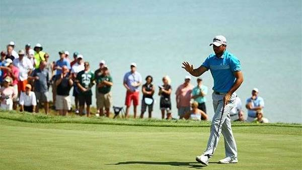 US PGA: Day & Jones impress as Johnson leads