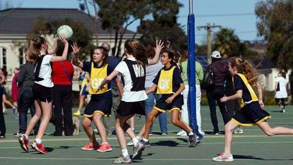 Netball allows anyone to shoot for the stars
