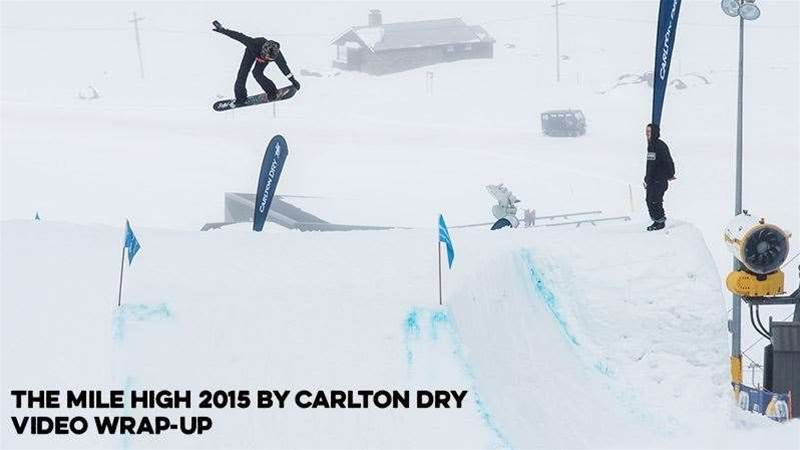 The Mile High by Carlton Dry - Video Wrap up
