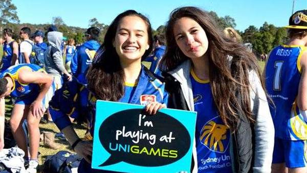 University Games offer friendly but competitive environment