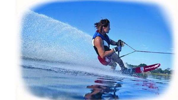 Australia packs a punch on the world waterski stage