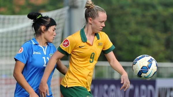 MATCH REPORT: Australia (U20) v Uzbekistan