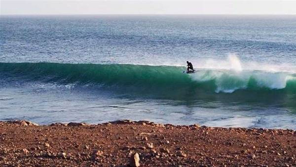 Morocco with Dane Reynolds, Dillon Perillo and Yadin Nicol