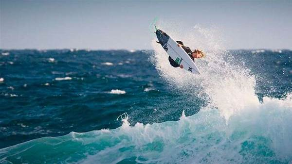 "Teaser: John John Florence's ""View From A Blue Moon"""