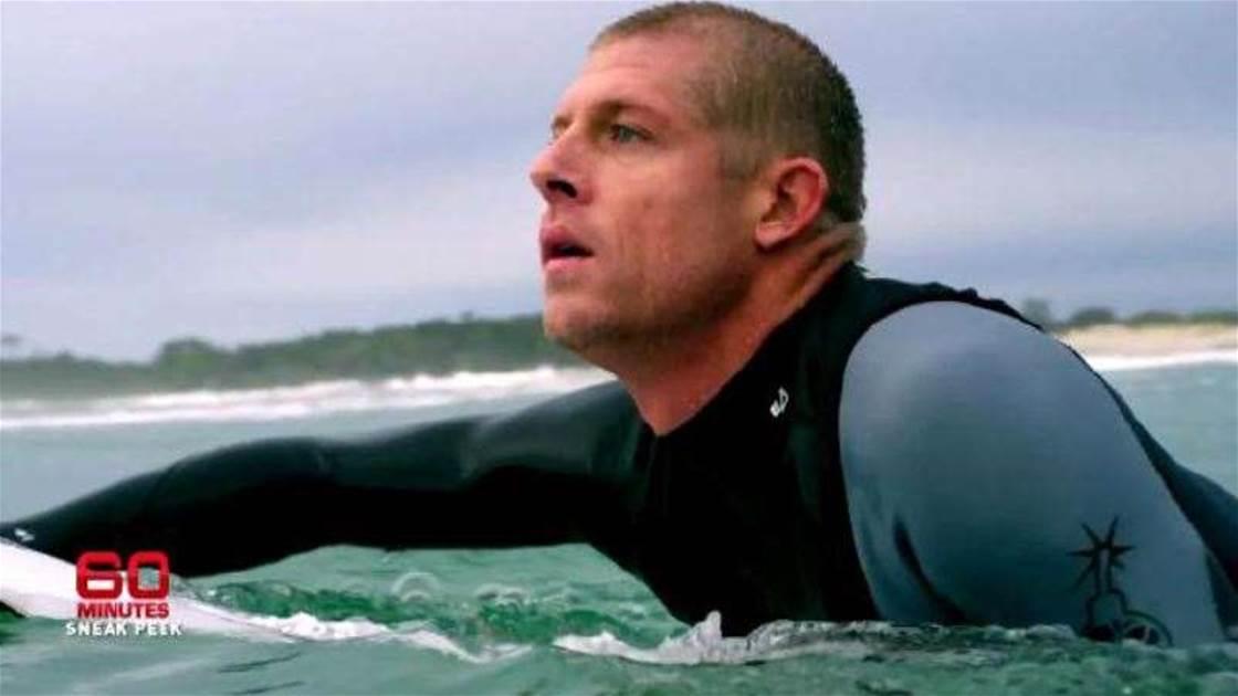 Fanning Donates $75,000 to Ballina Shark Attack Survivor
