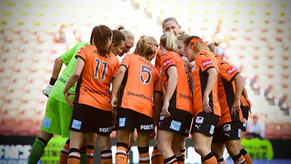 Brisbane Roar confirm pre-season departures