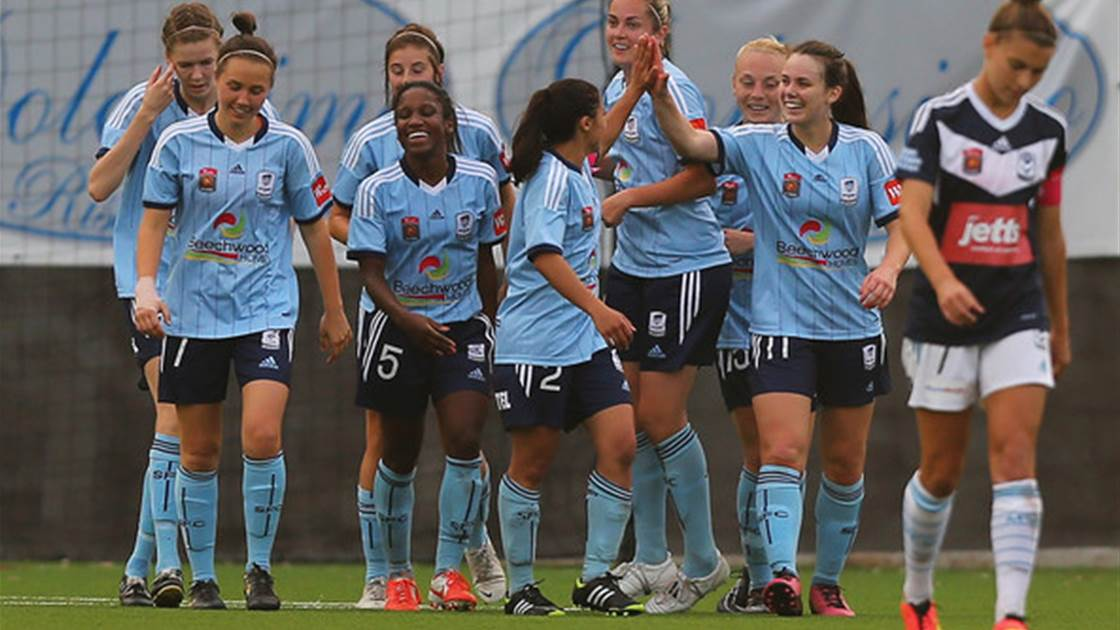 Sydney FC announce Season 8 squad members