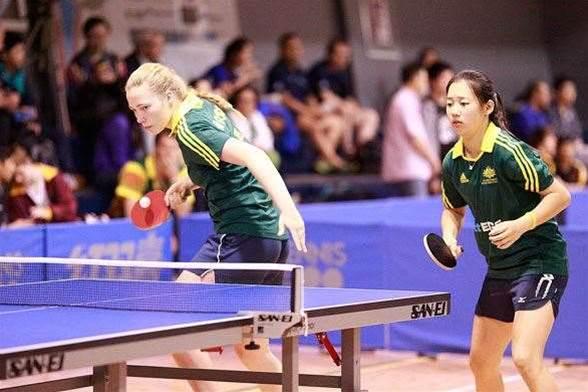 Table tennis enjoying growth spurt