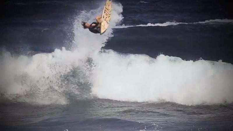 Meet: Hawaiian Aerial Wizard Matt Meola
