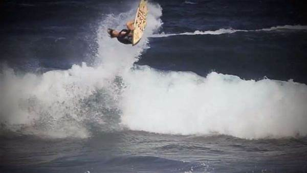 Meet: Hawaiian Aerial Wizard Matt Meola