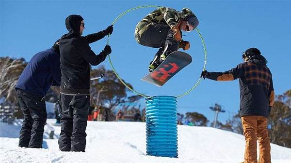 DC Spring Break 2015 at Perisher