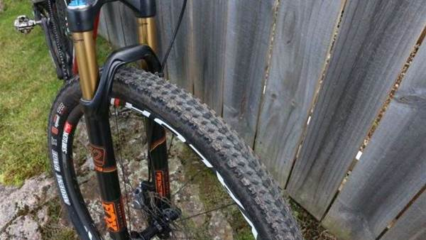 """TESTED: Fox Float 32 Factory 29"""" suspension fork"""