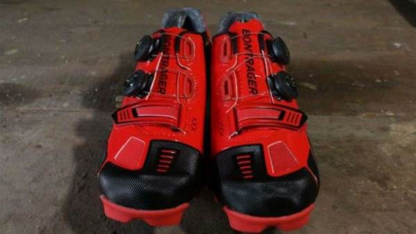 FIRST LOOK: Bontrager XXX MTB Shoes