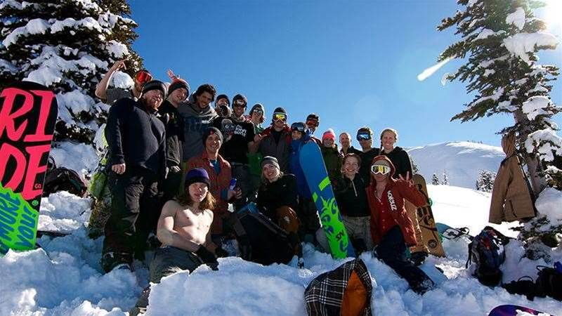 Pro-Ride Snowboard Camps