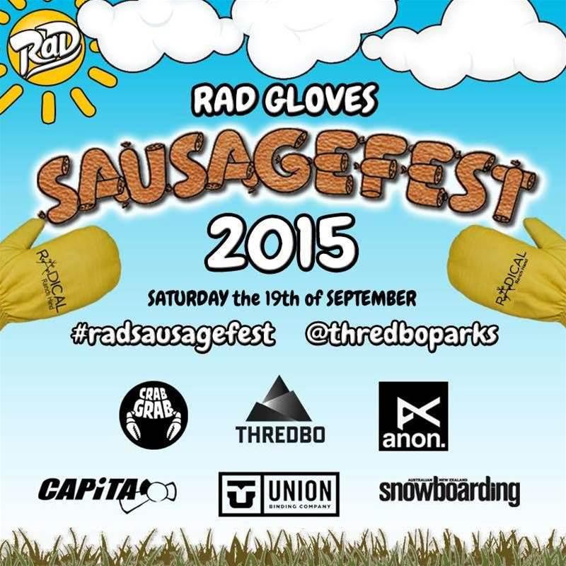 RAD Gloves Sausagefest 2015