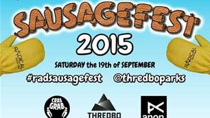 RAD Gloves Sausagefest 2015