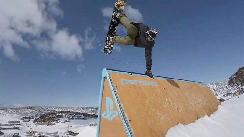 SebToots GoPro edit at Perisher
