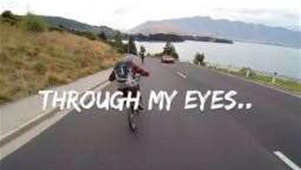 Through My Eyes - Gorge Road