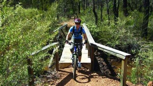 Munda Biddi Trail Bike Track