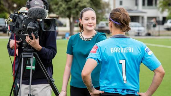Fox Sports and ABC TV to broadcast 2015/16 W-League