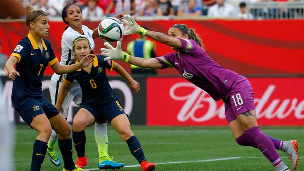 Matildas goalkeeper Melissa Barbieri retires from international football