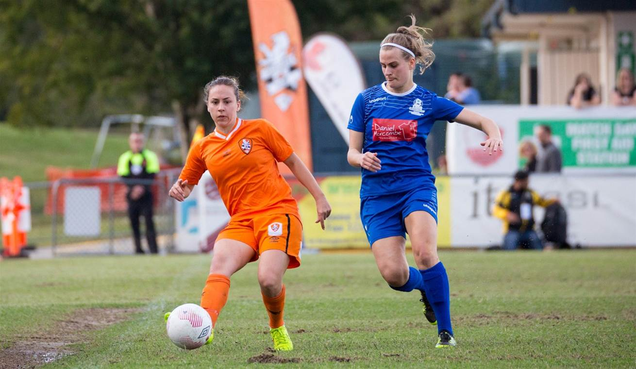 Brisbane Roar overcome Queensland NPL Women's Select 4-2