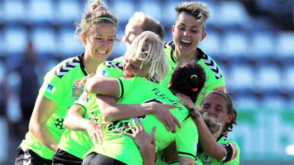 Rae Dower confirms Canberra United squad